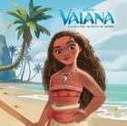 Couverture du livre « Vaiana, la légende du bout du monde » de Collectif aux éditions Disney Hachette