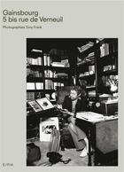Couverture du livre « Gainsbourg 5 bis rue de Verneuil » de Tony Frank aux éditions Epa