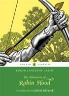 Couverture du livre « THE ADVENTURES OF ROBIN HOOD » de Roger Lancely Green aux éditions Children Pbs