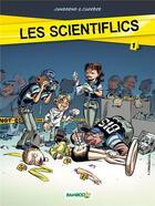 Couverture du livre « Les scientiflics t.1 » de Serge Carrere et Jean-Louis Janssens aux éditions Bamboo