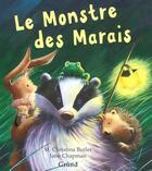 Couverture du livre « Le monstre des marais » de M. Christina Butler aux éditions Grund