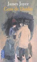 Couverture du livre « Gens de Dublin » de James Joyce aux éditions Pocket