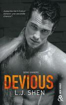Couverture du livre « Devious » de L. J. Shen aux éditions Harlequin
