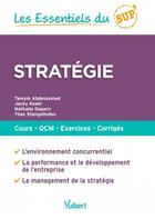 Couverture du livre « Strategie » de Collectif aux éditions Vuibert