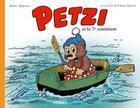 Couverture du livre « Petzi et le 7e contient » de Andre Taymans aux éditions Chours
