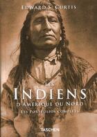 Couverture du livre « Ko-Les Indiens D'Amerique Du Nord » de Edward S. Curtis aux éditions Taschen