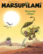 Couverture du livre « Marsupilami T.32 ; bienvenido à bingo ! » de Colman et Batem aux éditions Dupuis
