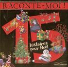 Couverture du livre « 15 histoires de Noël » de Collectif aux éditions Gautier Languereau