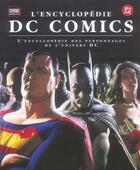 Couverture du livre « L'encyclopedie dc comics » de Collectif aux éditions Semic