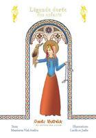 Couverture du livre « Sainte Bathilde » de Mauricette Vial-Andru aux éditions Saint Jude