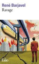 Couverture du livre « Ravage » de Rene Barjavel aux éditions Gallimard