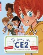 Couverture du livre « Je suis en CE2 T.1 ; les nouveaux copains » de Emmanuel Ristord et Magdalena aux éditions Pere Castor