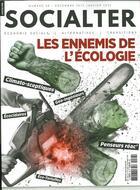 Couverture du livre « Socialter n 38 les ennemis de l'ecologie - decembre 2019/janvier 2020 » de Collectif aux éditions Socialter