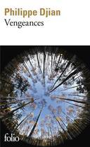 Couverture du livre « Vengeances » de Philippe Djian aux éditions Gallimard