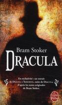 Couverture du livre « Dracula » de Stoker-B aux éditions Lgf