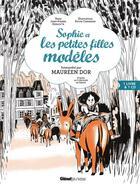Couverture du livre « Sophie et les petites filles modèles - » de Edith Chambon et Jean-Pierre Kerloc'H aux éditions Glenat Jeunesse
