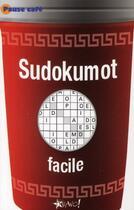 Couverture du livre « Sudokumot facile » de Carmen Ostiguy aux éditions Bravo