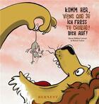 Couverture du livre « Viens que je te croque ! komm her, ich fress dich auf! » de Marie-Helene Lafond et Benoit Turbet aux éditions Bernest