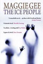 Couverture du livre « The Ice People » de Maggie Gee aux éditions Saqi Books Digital