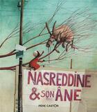 Couverture du livre « Nasreddine et son âne » de Odile Weulersse aux éditions Pere Castor