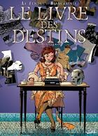 Couverture du livre « Le livre des destins t.3 ; Silverman » de Serge Le Tendre et Franck Biancarelli aux éditions Soleil