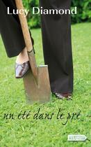 Couverture du livre « Un été dans le pré » de Lucy Diamond aux éditions Vdb
