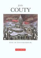 Couverture du livre « Jean Couty » de Lydia Harambourg aux éditions Ides Et Calendes