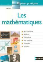 Couverture du livre « Mathematiques » de Michel Barrat aux éditions Nathan