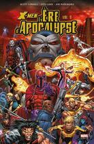 Couverture du livre « X-Men - l'ère de l'apocalypse T.3 » de Scott Lobdell et Joe Madureira et Jeph Loeb aux éditions Panini