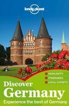 Couverture du livre « Lonely Planet Discover Germany » de Ryan Ver Berkmoes aux éditions Loney Planet Publications