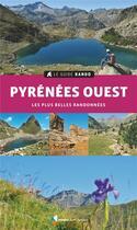 Couverture du livre « Pyrénées ouest (édition 2021) » de Collectif aux éditions Rando Editions