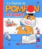 Couverture du livre « Le journal de Pompon le chat » de Nikolay Vorontsov aux éditions Macha Publishing
