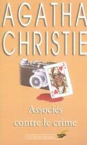 Couverture du livre « Associes Contre Le Crime » de Agatha Christie aux éditions Lgf