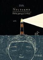 Couverture du livre « Nocturno » de Isol aux éditions Syros