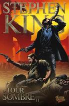 Couverture du livre « La tour sombre t.11 » de Stephen King et Peter David et Richard Isanove et Jae Lee et Robin Furth aux éditions Panini