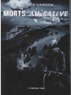 Couverture du livre « Mort au Salève » de Oliver Carzon aux éditions Presses Du Midi