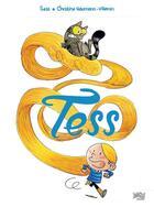 Couverture du livre « Tess » de Christine Naumann-Villemin et Sess aux éditions Jungle