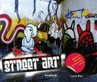 Couverture du livre « Street art » de Louis Bou aux éditions Mao-mao
