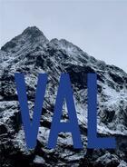 Couverture du livre « Val » de Anne Cayol-Gerin et Sandrine Expilly aux éditions Trans Photographic Press