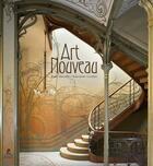Couverture du livre « Art nouveau ; Paris, Bruxelles, Barcelone, Londres » de Thomas Hauffe aux éditions Place Des Victoires