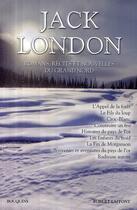 Couverture du livre « Romans, récits et nouvelles du Grand Nord » de Jack London aux éditions Robert Laffont