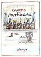 Couverture du livre « Contes du Portugal » de Collectif aux éditions Chandeigne