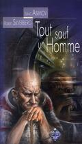 Couverture du livre « Tout sauf un homme » de Robert Silverberg et Isaac Asimov aux éditions Terre De Brume