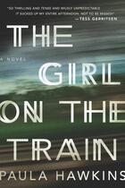 Couverture du livre « The girl on the train » de Paula Hawkins aux éditions Penguin Group Us