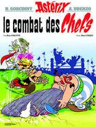Couverture du livre « Astérix t.7 ; le combat des chefs » de Rene Goscinny et Albert Uderzo aux éditions Hachette