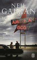 Couverture du livre « American gods » de Neil Gaiman aux éditions J'ai Lu