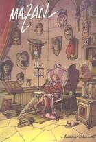Couverture du livre « Vide grenier » de Mazan aux éditions Charrette