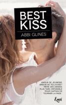 Couverture du livre « Best kiss » de Abbi Glines aux éditions Emoi