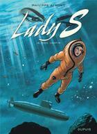 Couverture du livre « Lady S. T.14 ; code Vampiir » de Jean Van Hamme et Philippe Aymond aux éditions Dupuis