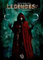 Couverture du livre « Légendes ; les enchantés » de Nick Percival aux éditions Nickel